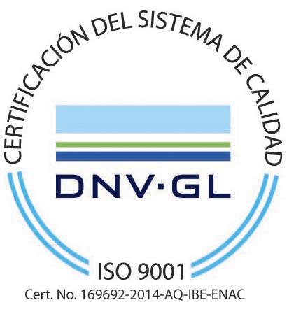 ISO 9001 – Sistema de Gestión de Calidad