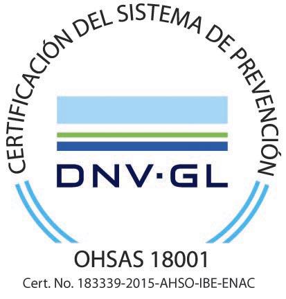 ISO 18001 – Sistema de Prevención